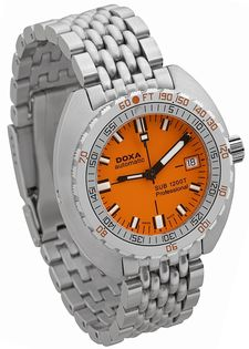 A Doxa Worn By A Cousteau Comes Up For Sale — HODINKEE - Wristwatch News, Reviews, & Original Stories
