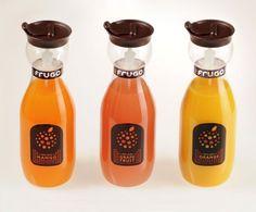LOvely juice bottles