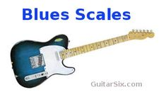 "The Blues scales are a fun group of scales used in Blues and other types of music. They are based off of the Pentatonic minor scale but with an added flattened 4th scale degree. This added flattened note is commonly referred to as the ""blue note"" and is responsible for the scale's..."