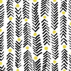 Almofada Chevron 1 do Studio Luvprintz por R$60,00 Pattern Art, Abstract Pattern, Pattern Design, Arte Chevron, Art Decor, Decoration, Surface Design, Kids Room Paint, Floral Embroidery Patterns