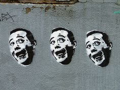 One of many Pee-Wee stencils I found!