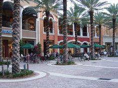 West Palm Beach. Florida    City Place