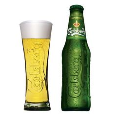 Carlsberg! The company's main brand is Carlsberg Beer, but it also brews Tuborg.