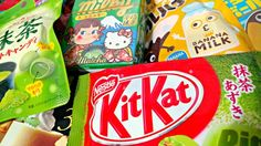 doces japoneses