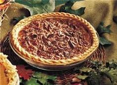 Sugar Free Pecan Pie...of course I find this AFTER the Holidays! I might make one anyway!