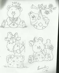 Super Baby Cartoon Drawing For Kids Ideas Cartoon Drawing For Kids, Cartoon Drawings, Art Drawings, Hand Embroidery Patterns, Embroidery Applique, Embroidery Stitches, Cute Coloring Pages, Coloring Books, Baby Clip Art