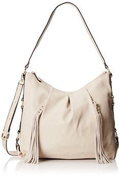 6713c27d8724 MG Collection Cecilia Tassel Hobo Shoulder Bag