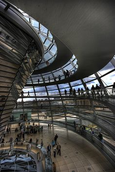 The Reichstag Berlin