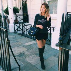 OUTFITS #6 – Caroline Receveur