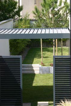 Biossun terrasoverkapping pergola couverture de terrasse