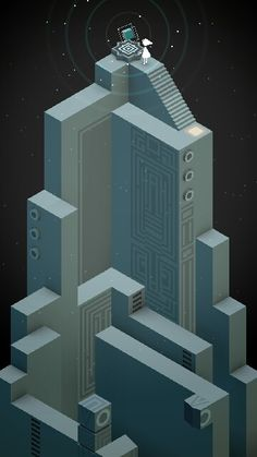 Absolutely beautiful game - monument valley
