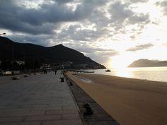 07/10/14:Para empezar el día os dejamos una foto de nuestra preciosa Bahía hoy al amanecer.