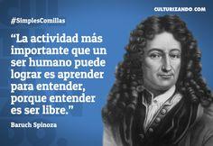 Baruch Spinoza fue un filósofo y pensador holandés, considerado el exponente más moderno del panteísmo y uno de los...