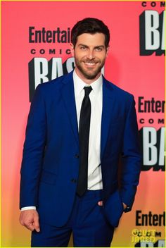 David Giuntoli (n) at the Entertainment Weekly Party during Comic-Con 2016
