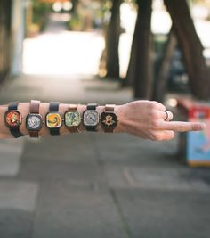 It's time to party with our new watches by Jeremy Fish Sam Flores and Upper Playground. Get them in-store or online. #ShopUP #UpperPlayground #JeremyFish #SamFlores