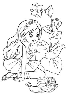 Barbie Coloring Pages, Easter Coloring Pages, Cute Coloring Pages, Cartoon Coloring Pages, Disney Coloring Pages, Coloring Pages For Kids, Coloring Sheets, Coloring Books, Pintar Disney