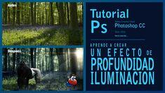 Tutorial Photoshop: crear profundidad con la Iluminación by @ildefonsose...