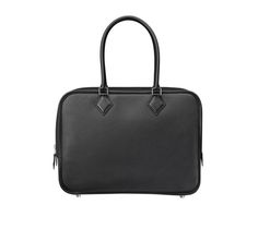 Hermes briefcase in black Togo calfskin