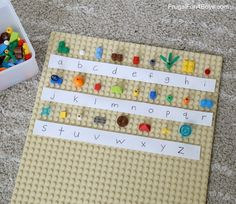 Write Coded Messages with LEGO Bricks, Secret Codes! Write Coded Messages with LEGO Bricks - Frugal Fun For Boys and Girls. Lego Club, Lego Activities, Lego Games, Camping Activities, Lego Technic, Lego Duplo, Lego Projects, Projects For Kids, Legos
