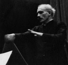 Arturo Toscanini.