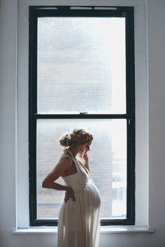 These 27 Modern Maternity Photo Ideas Will Make You Want to Get Pregnant in 2016