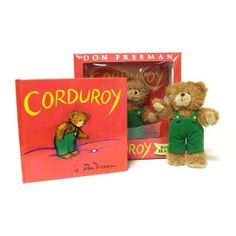 Corduroy (Book and Bear) [Hardcover] (Requested: 1)