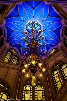 shanghai disneyland chandelier