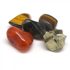 LEO CRYSTALS: the most powerful crystals for Leo are Pyrite (your power stone), Tiger's Eye, Carnelian and Black Onyx. The Leo crystals keep you calm and serene by enhancing your natural confidence and joy. They combine the energy of the Earth with the energy of the Sun to create a grounded, yet high-vibrational energy. Your power stone, Pyrite, is an ancient symbol of the sun and connects you with its energy.