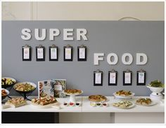 Super Food Buffet