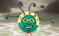 Medusa Greek Inspired Craft is part of Medusa Greek Inspired Craft Craft Project Ideas - Create snakes out of Fuzzy Sticks and Wiggly Eyes, then add to a paper plate for a Medusa inspiration craft! Ancient Greece Crafts, Ancient Greece For Kids, Tapestry Of Grace, Greek Crafts, Crafts For Kids, Arts And Crafts, Greek And Roman Mythology, Thinking Day, Greek Art