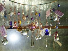 lightcatchers by blue dragonfly creations. bohemian mobile