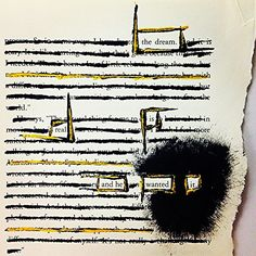 To Each Their Own: Make Black Out Poetry, Black Out Poetry, Poetry