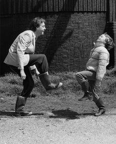 Paul Mccartney Kids, Paul And Linda Mccartney, Lennon And Mccartney, Martha My Dear, Beatles Love, Beatles Photos, Just Good Friends, Sir Paul, Step Kids