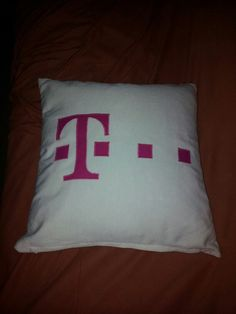 Kissen Telekom