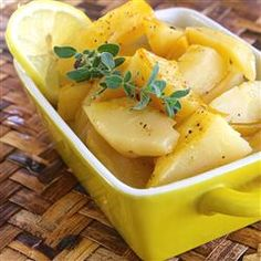 Greek-Style Lemon Roasted Potatoes Allrecipes.com