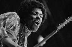 Jimi Hendrix en 5 canciones