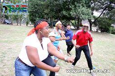 Royal Square Trading Drumming and Tribal Survivor Team Building Roodepoort #TribalSurvivor #TeamBuilding #TBAE