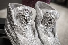 Donatella did a lot of bedazzling for J.Lo's Versace stage costumes