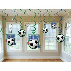 Sports party supplies at unbeatable prices. We have a great selection of sports decorations, sports party supplies, sports custom banners, sports party favors, sports tableware and more! Football Party Supplies, Sports Party Favors, Football Themes, Kids Party Supplies, Birthday Supplies, Birthday Ideas, Soccer Birthday Parties, Soccer Party, 12th Birthday