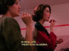 In real life, there is no algebra. Provocateur, Movie Lines, Film Quotes, Quote Aesthetic, Mean Girls, My Mood, Mood Quotes, Edgy Quotes, Woman Quotes