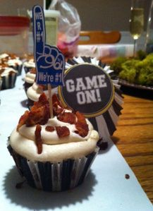beer battered maple bacon dark chocolate cupcakes Cupcake Bakery 9f7afcecf3f4