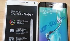 Leaked image claim to show Samsung's Galaxy S6 Plus