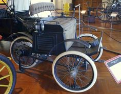 Image detail for -Riker Electric Cars - 1896 Riker Electric Tricycle