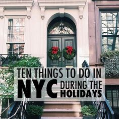 10 Things to Do in NYC Over the Holidays | eBay