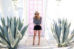 That Pink Door, Palm Springs CA