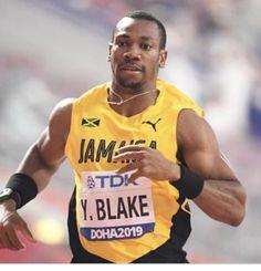 Yohan Blake (@YohanBlake)   Twitter Yohan Blake, Twitter, Sports, Tops, Fashion, Hs Sports, Moda, Fashion Styles, Sport