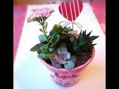 Facem un aranjament cu plante suculente-Succulent pot DIY Design Crafts, Planter Pots, Diy, Inspiration, Biblical Inspiration, Bricolage, Do It Yourself, Homemade, Diys