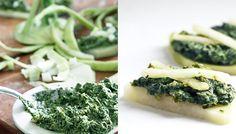 Toasts crus de chou-rave au tartare algues et céleri