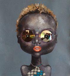Ndidi Emefiele (Nigeria), 'Rainbow Brigades I,' 2015, Omenka Gallery