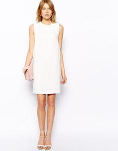 Image 4 ofMango Pleat Detail Dress